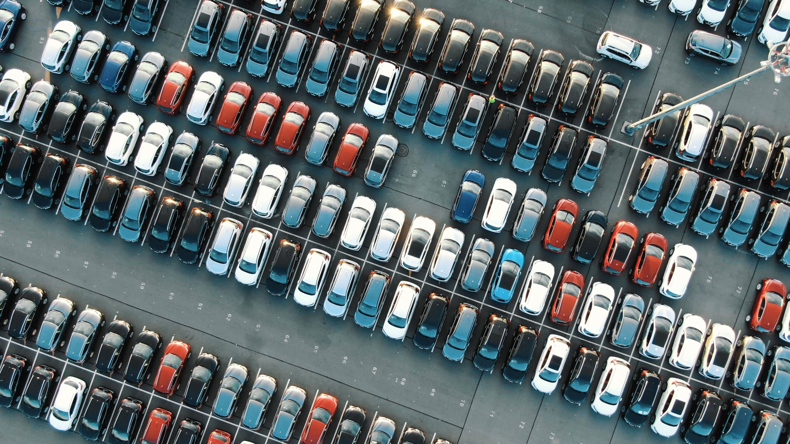 """Featured image for """"How to Recover Missing or Stolen Inventory Using Car Lot GPS"""""""